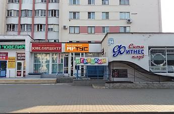 Беларусь, г.Могилёв, пр-т Пушкинский, 24