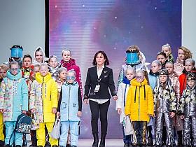 """Показ коллекции """"Мы - дети галактики"""" на BFW"""