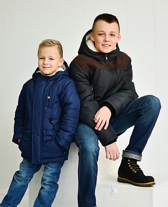 Зима 2016-2017 Мальчики