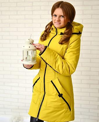 Куртка для девочки П3108