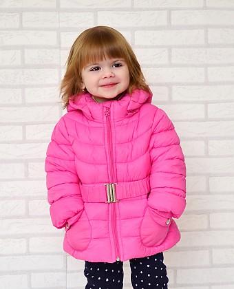 Куртка для девочки П3128