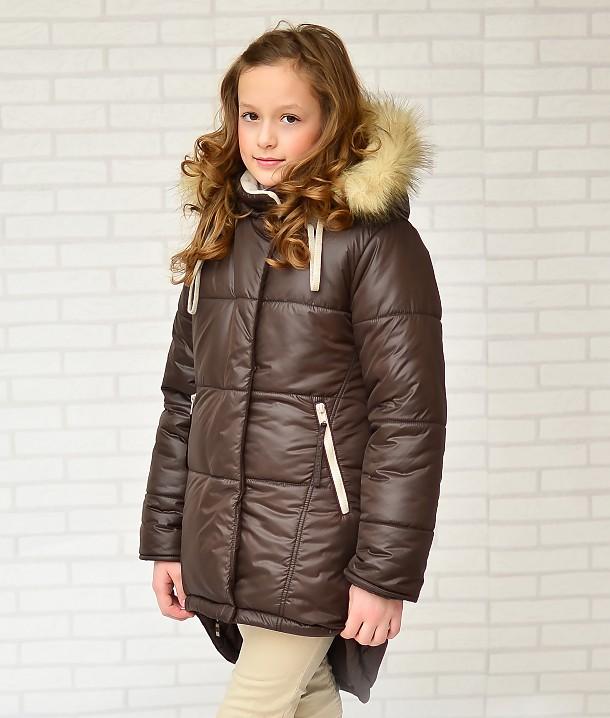 Куртка для девочки П3147