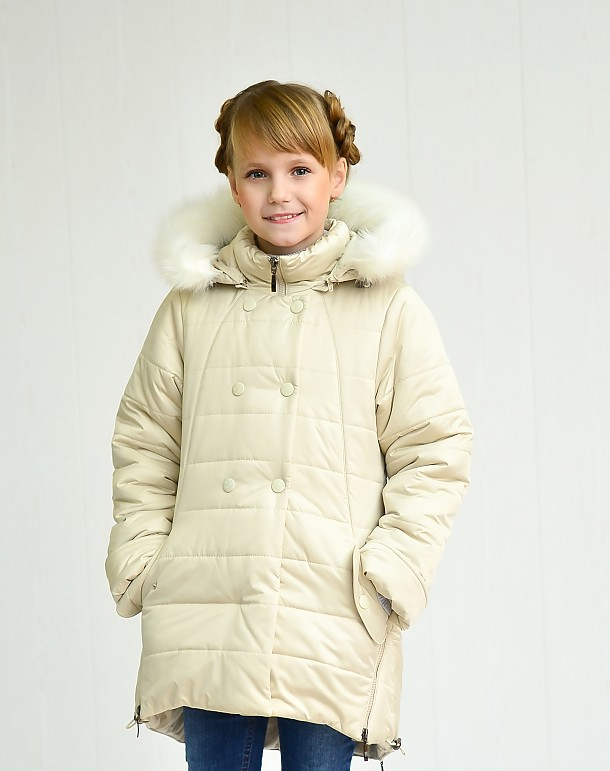 Куртка для девочки П3149