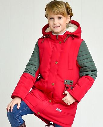 Куртка для девочки П3151