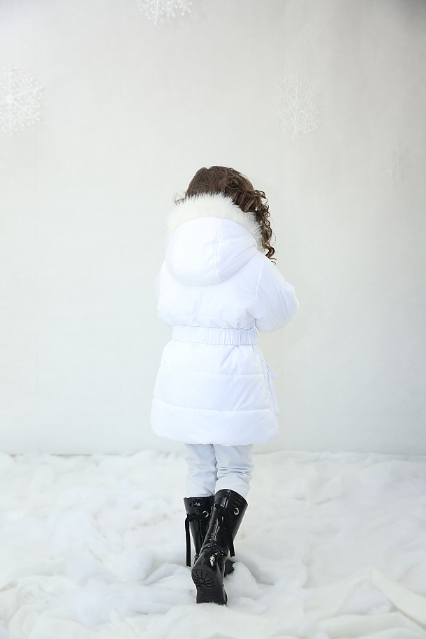 Куртка для девочки П3107
