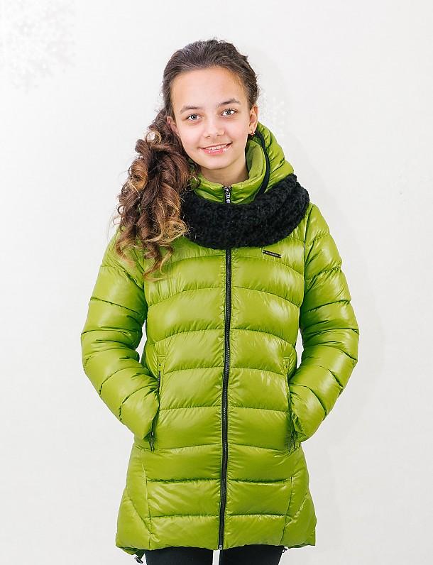 Куртка для девочки П3253