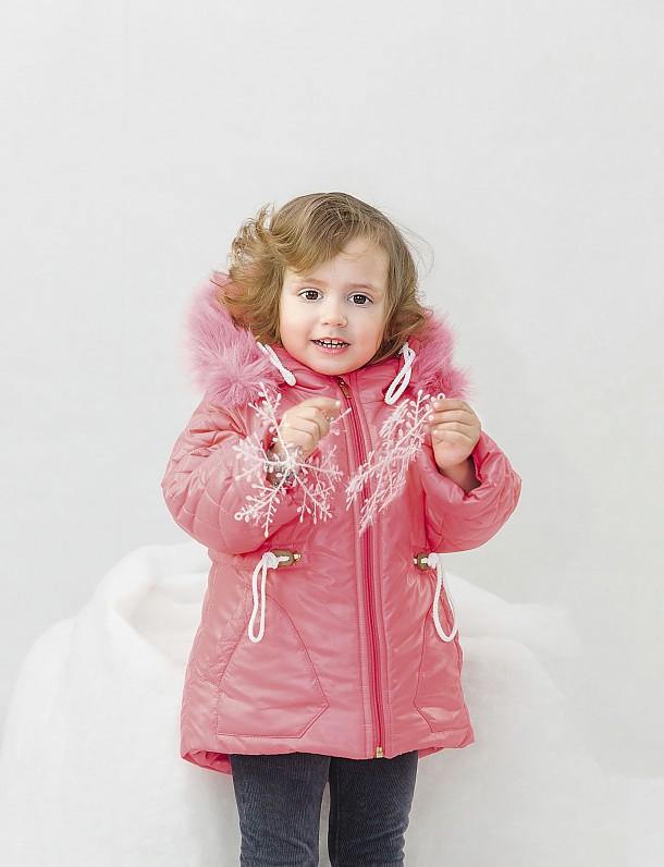 Куртка для девочки П3267
