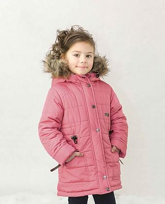 Куртка для девочки П3408