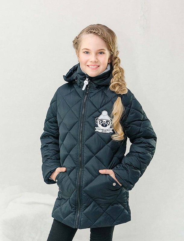 Куртка для девочки П3473