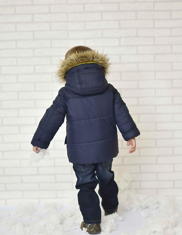 Куртка для мальчика П3123