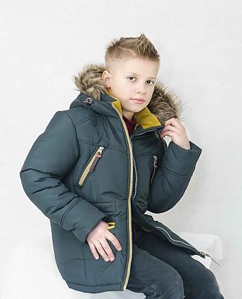 Куртка для мальчика П3409