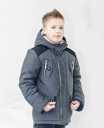 Куртка для мальчика П3438