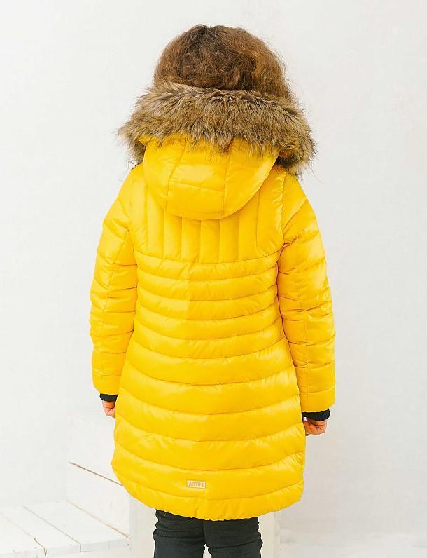 Пальто для девочки П3471