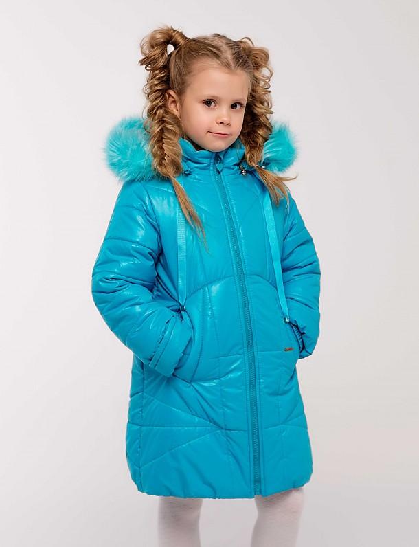 Пальто для девочки ПЗ-3682КБ