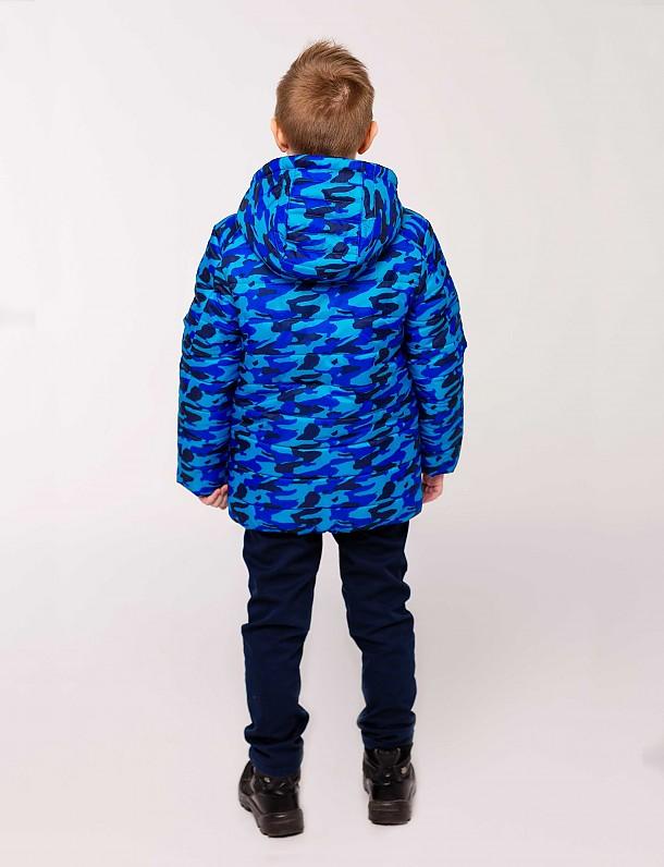 Куртка для мальчика ПЗ-3439