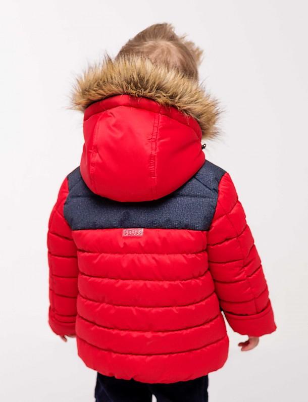 Куртка для мальчика ПЗ-3707