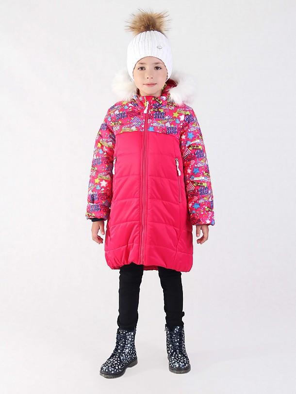 Пальто для девочки ПЗ-3866