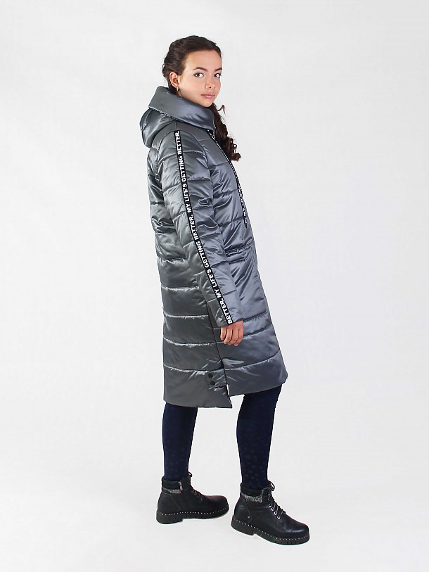 Пальто для девочки ПЗ-3907А