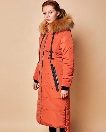Пальто для девочки ПЗ-4061