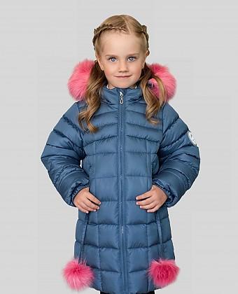 Пальто для девочки ПЗ-4103
