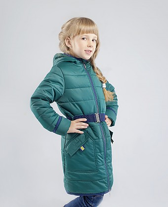 Куртка для девочки П3186