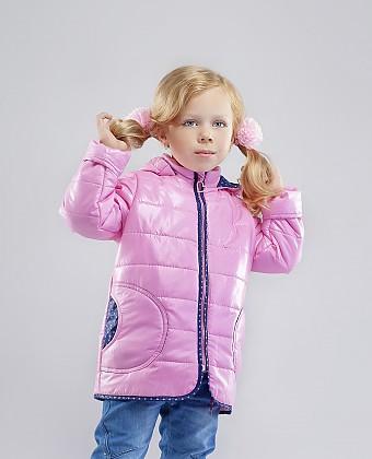 Куртка для девочки П3270