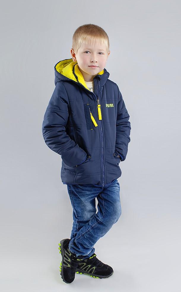 Куртка для мальчика П3217