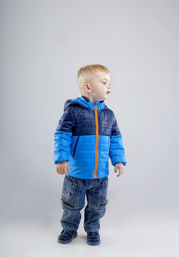 Куртка для мальчика П3266