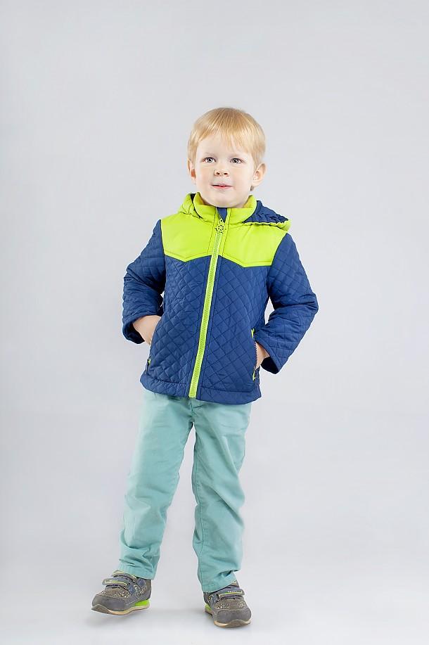 Куртка для мальчика П3288
