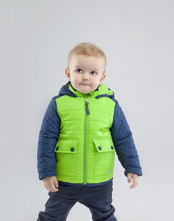 Куртка для мальчика П3308