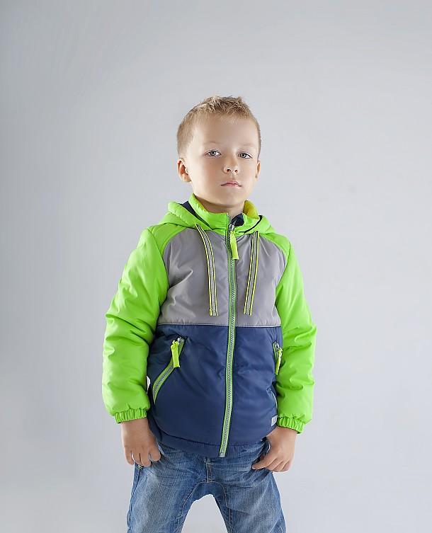 Куртка для мальчика П3309