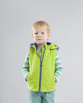 Жилет для мальчика П3278