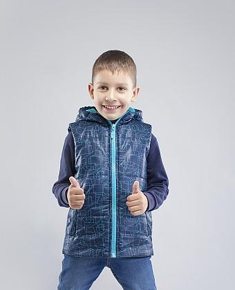 Жилет для мальчика П3279