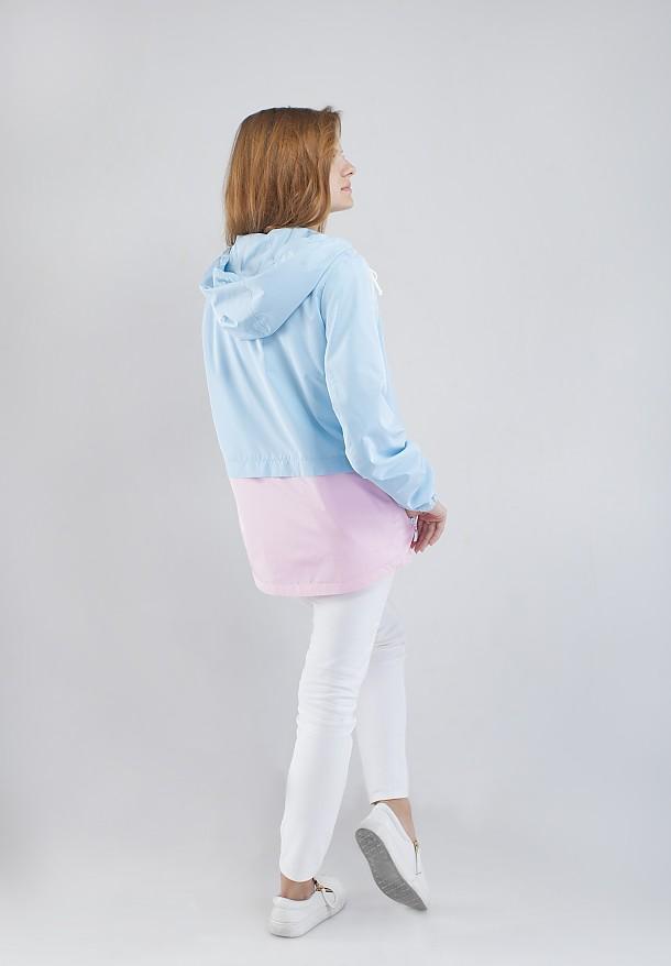 Куртка для девочки П3346