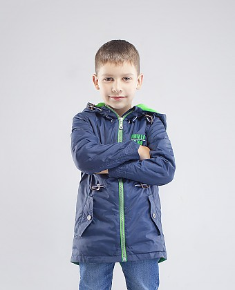 Куртка для мальчика П3374