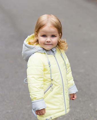 Куртка для девочки П3506