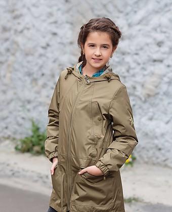 Куртка для девочки П3583А