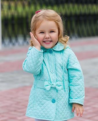 Куртка для девочки П3596