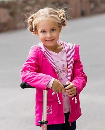 Куртка для девочки П3612