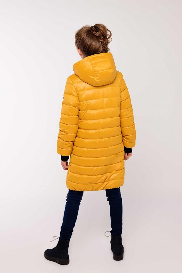 Пальто для девочки П3700