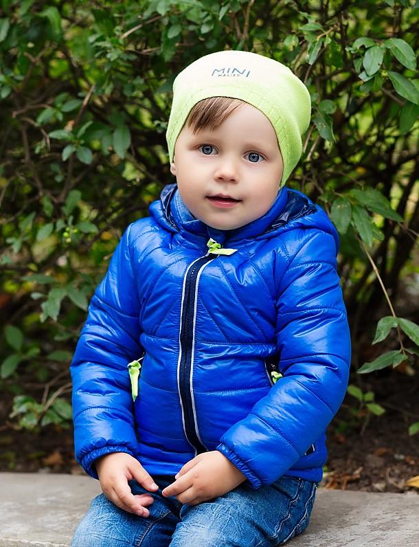 Куртка для мальчика П3499