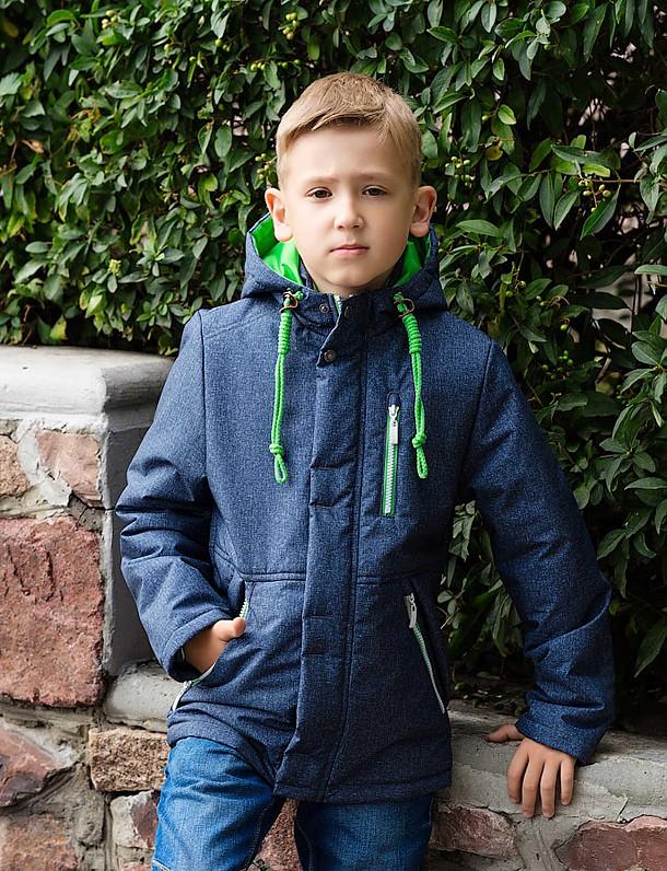 Куртка для мальчика П3504
