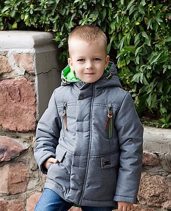 Куртка для мальчика П3516