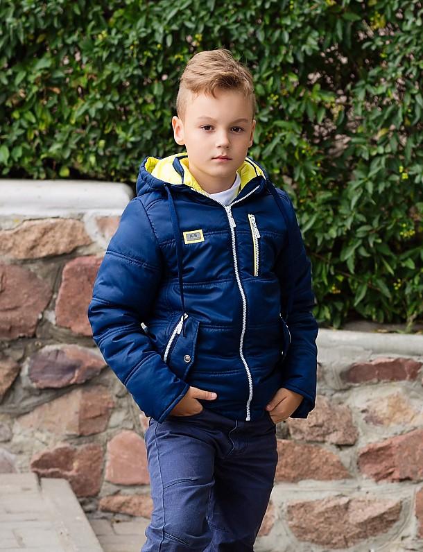 Куртка для мальчика П3559