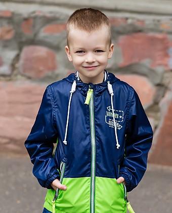 Куртка для мальчика П3568