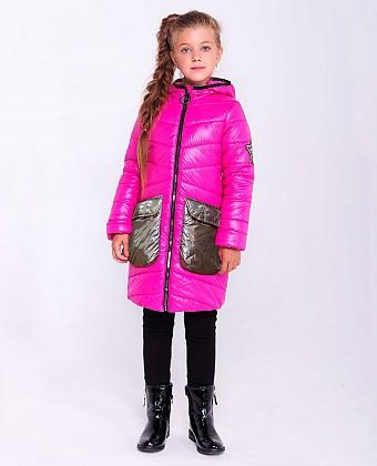 Пальто для девочки ПД-3723