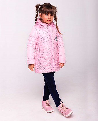 Куртка для девочки ПД-3782