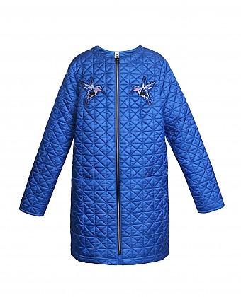 Пальто для девочки ПД-3796