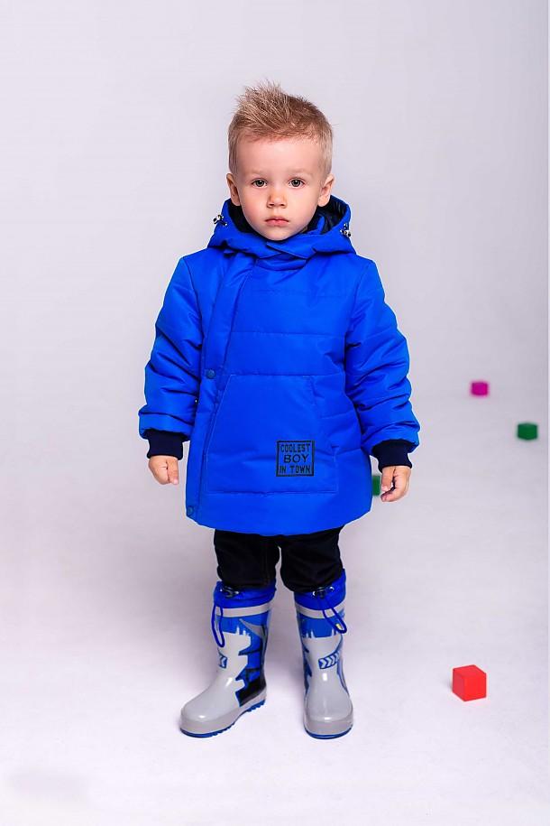 Куртка для мальчика ПД-3724