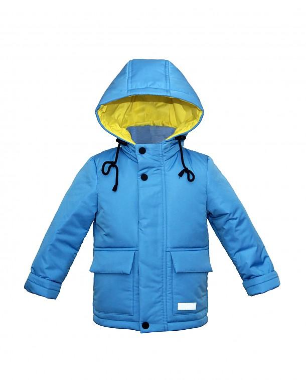 Куртка для мальчика ПД-3756А